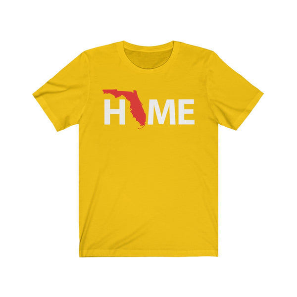 Home Yellow T-Shirt