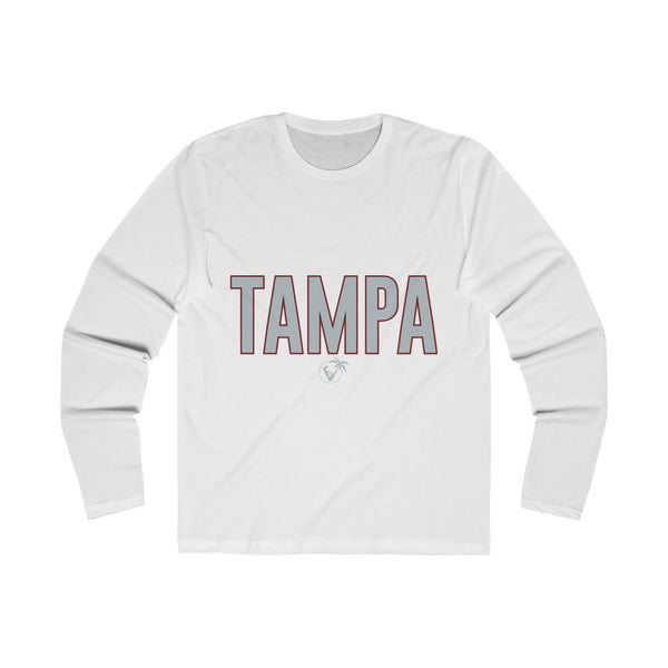 Tampa Long Sleeve white