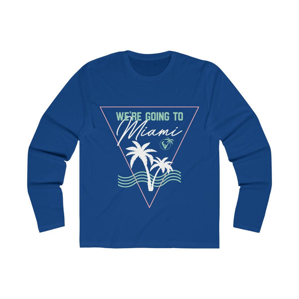 We're Going To Miami Long Sleeve