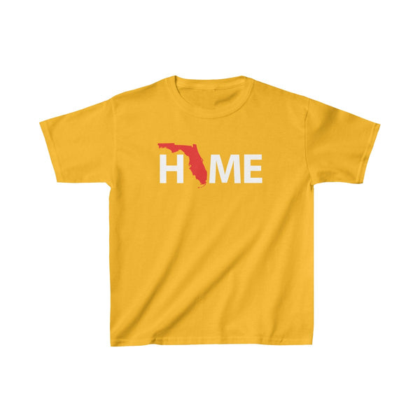 Home Kids Gold T-Shirt