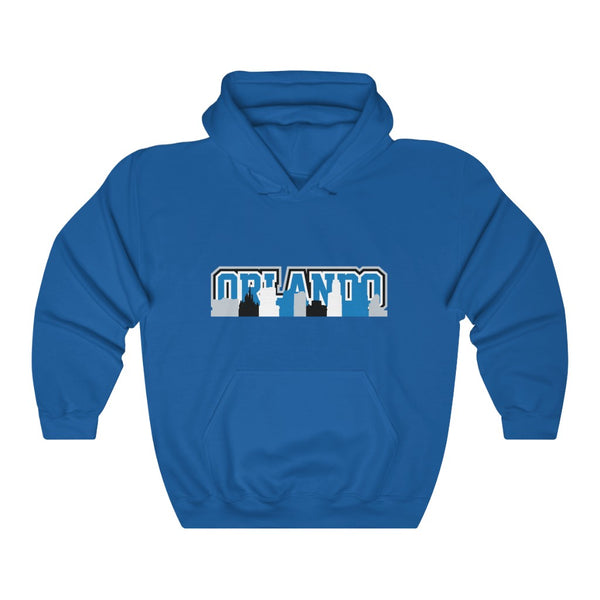 Magic City Hoodie blue