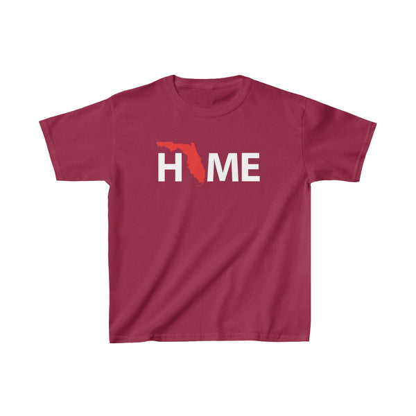 Home Kids Cardinal Red T-Shirt
