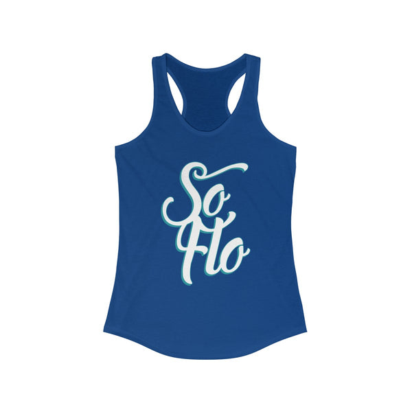 So Flo Ladies Tank Tops