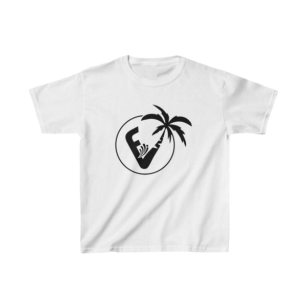 Vibez Kids White T-Shirt