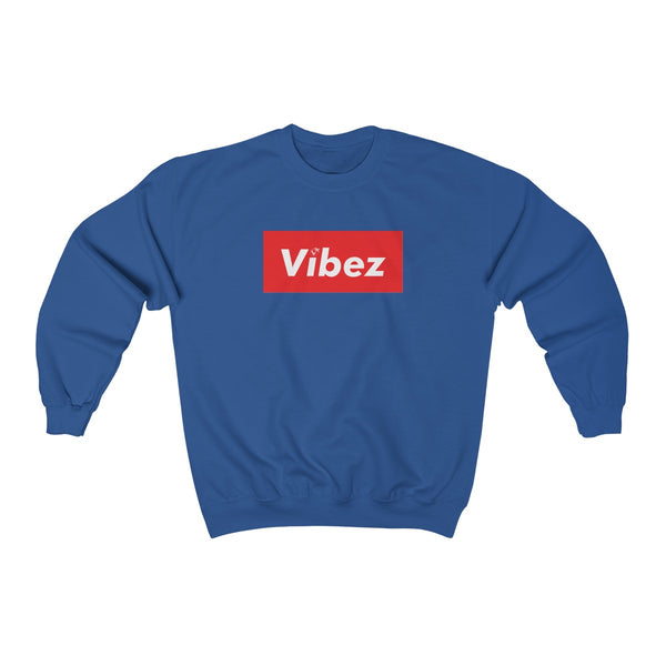 Hype Vibez Blue Sweatshirt