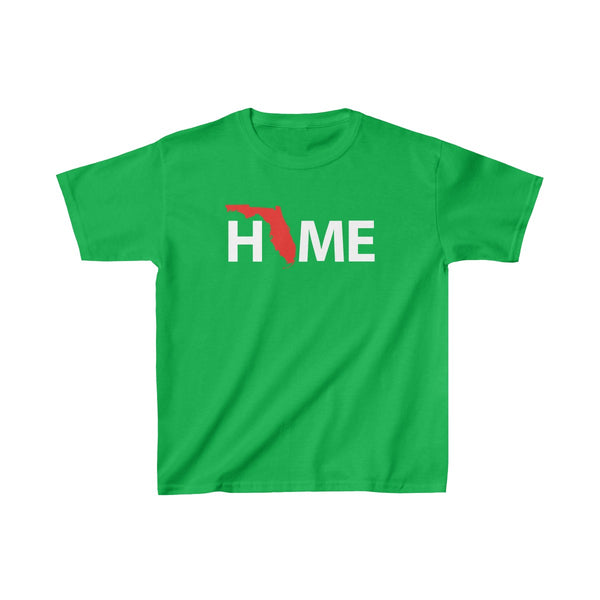 Home Kids Green T-Shirt
