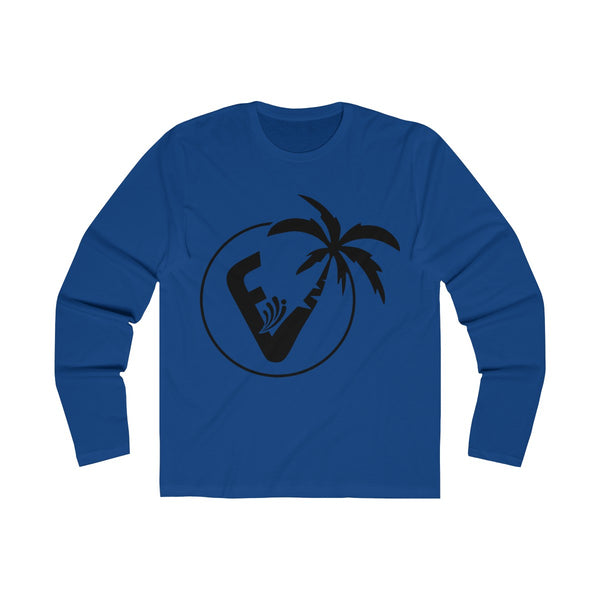 Vice City Long Sleeve Royal Blue T-Shirt