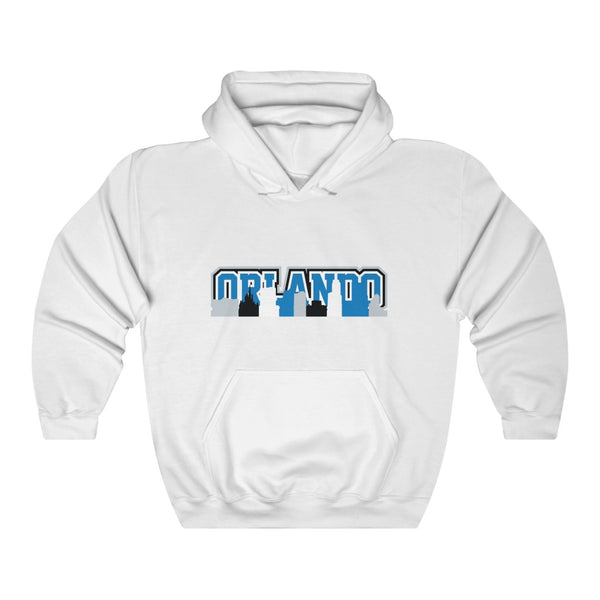 Magic City Hoodie white