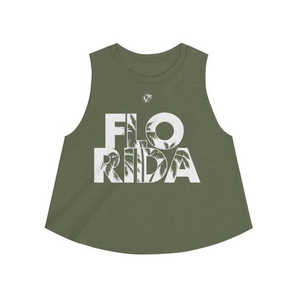 FloRida Ladies Crop Top