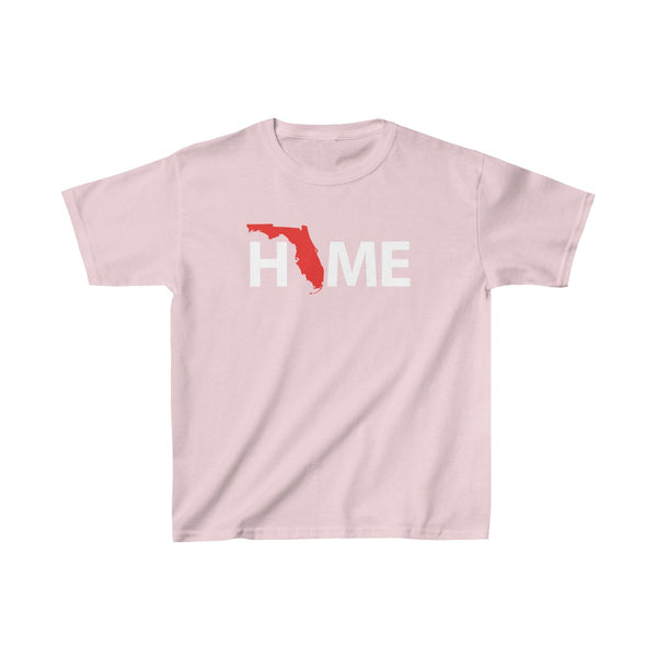 Home Kids Light Pink T-Shirt
