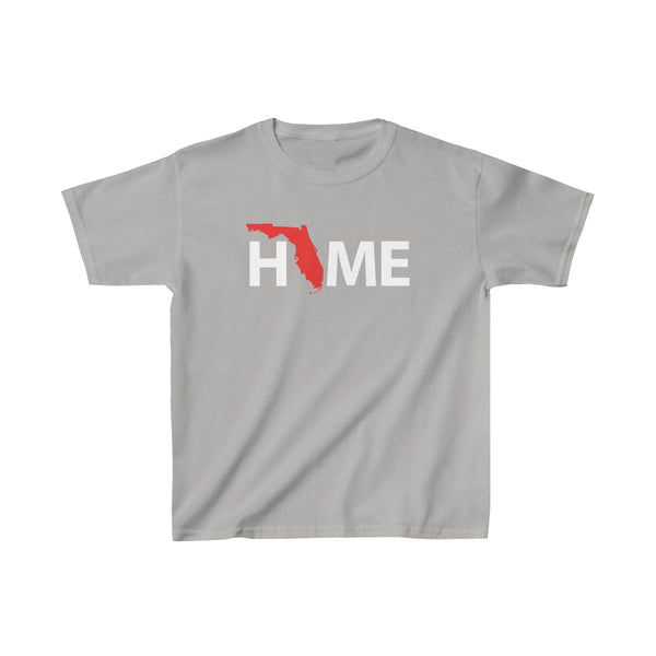 Home Kids Grey T-Shirt