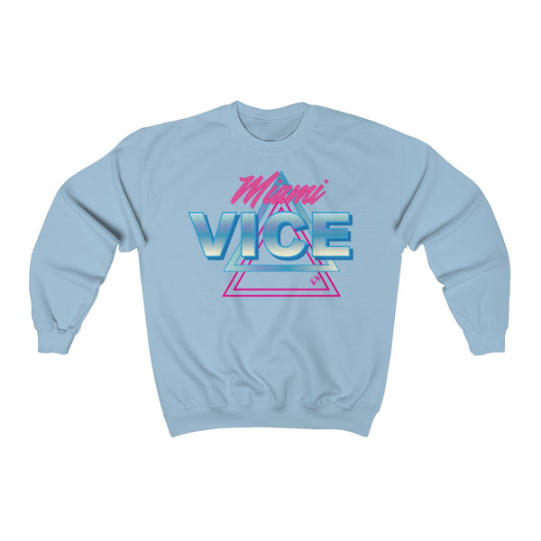 Miami Vice Blue Sweatshirts