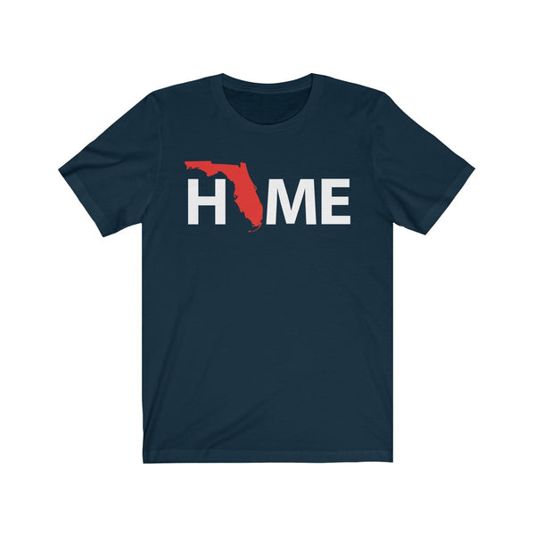 Home Navy Blue T-Shirt