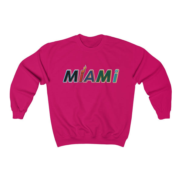 New Era Pink Sweatshirt