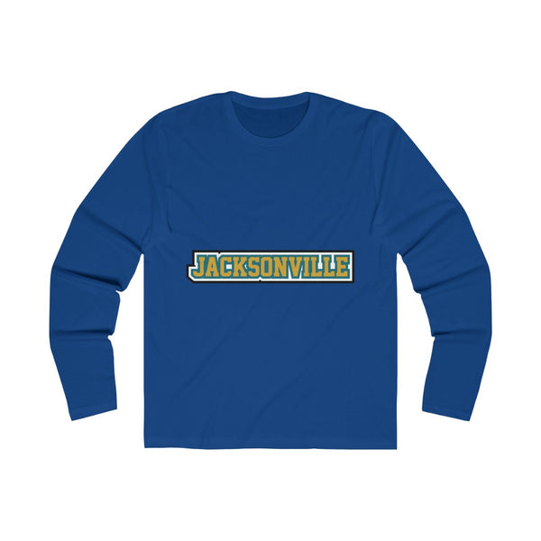 Jax Long Sleeve blue