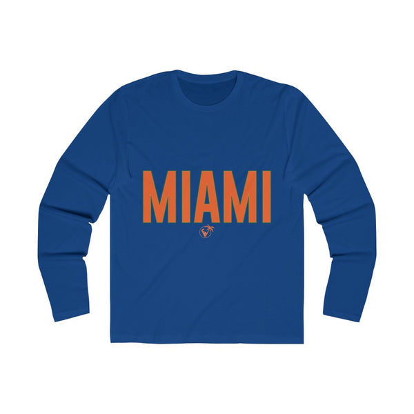 Miami Long Sleeve royal blue