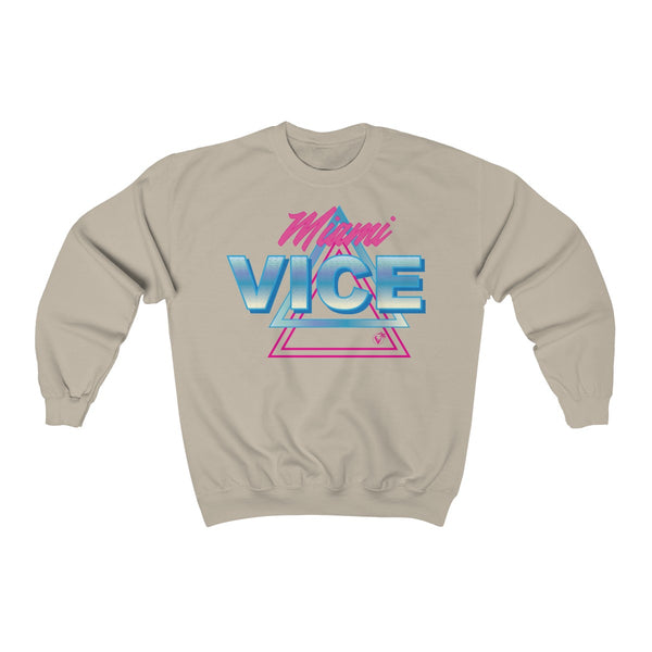 Miami Vice Gray Sweatshirts