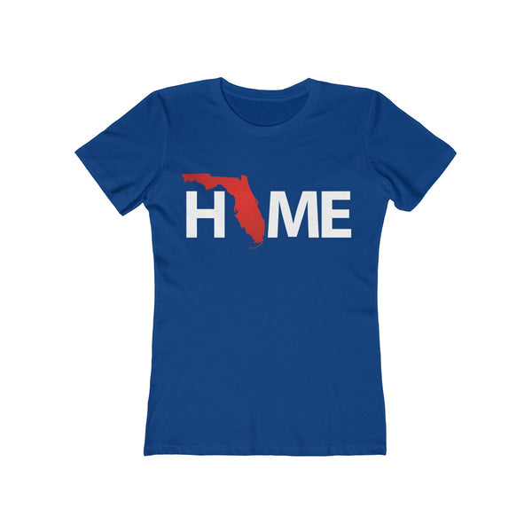 Home Ladies Royal T-Shirt