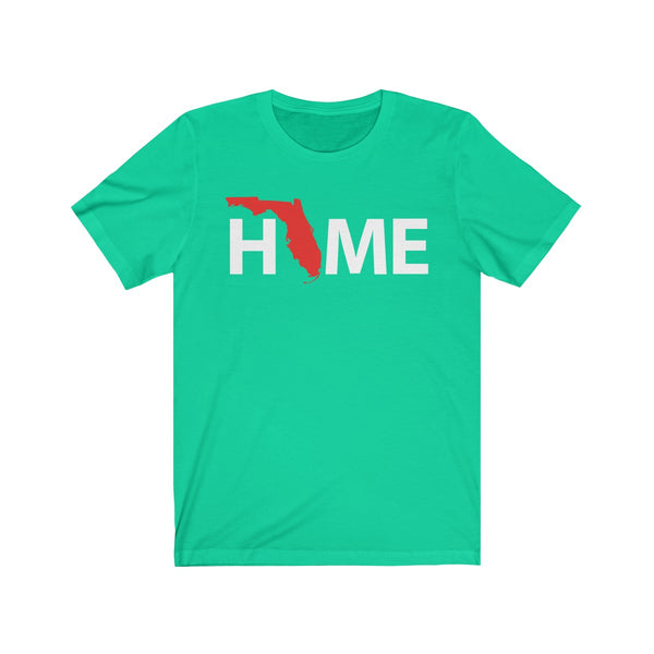 Home Teal T-Shirt