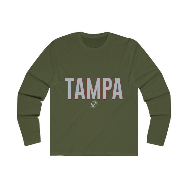 Tampa Long Sleeve military green