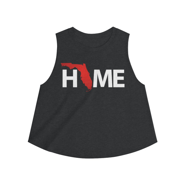 Home Ladies Crop Top