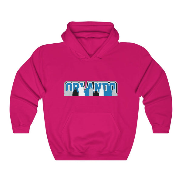 Magic City Hoodie pink