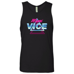 Welcome To Miami Vice - Florida Vibez - Tank