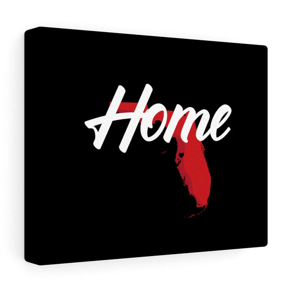 Home Is Where The Heart Is - Landscape Canvas