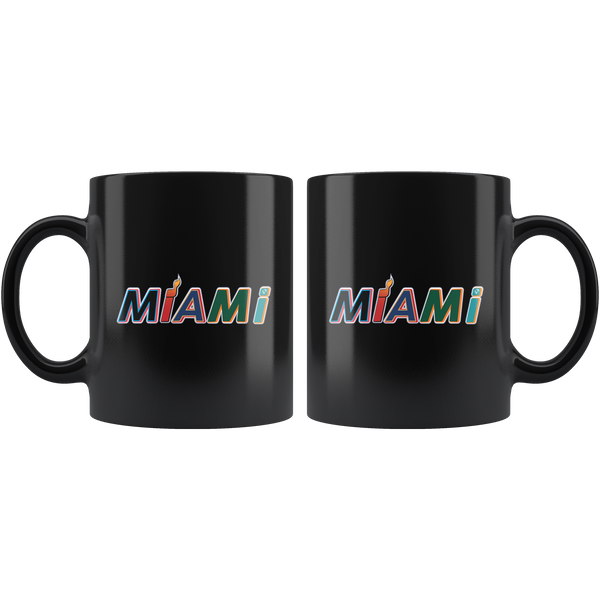 New Era - 11oz Black Mug