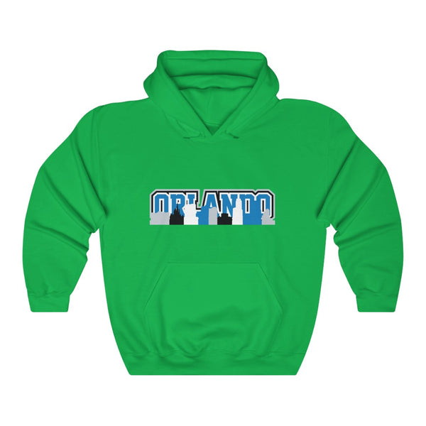 Magic City Hoodie green