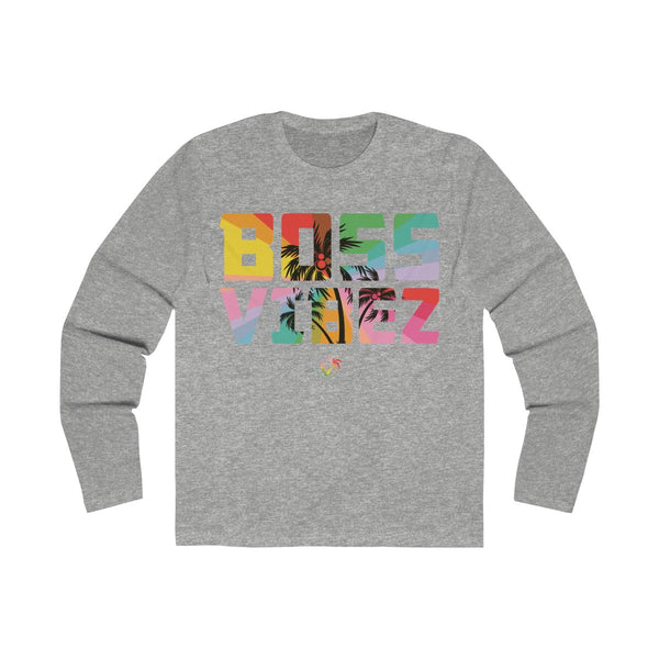 Boss Vibez Long Sleeve T-Shirt