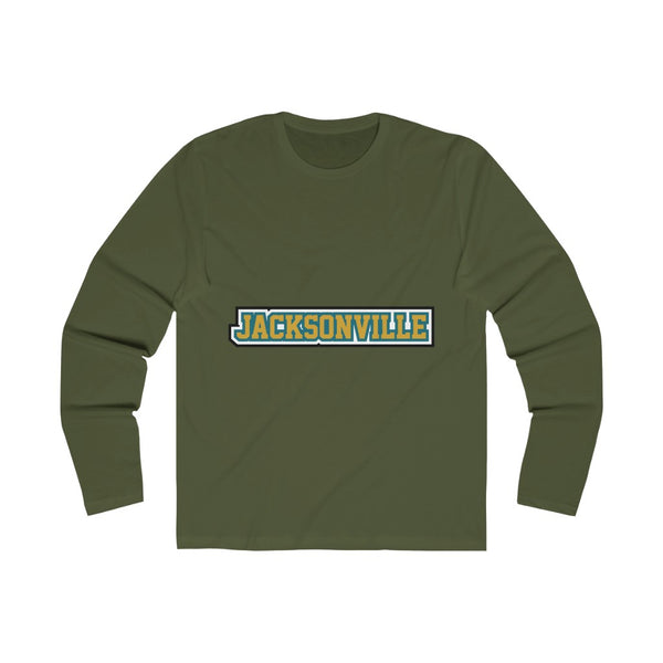 Jax Long Sleeve military green