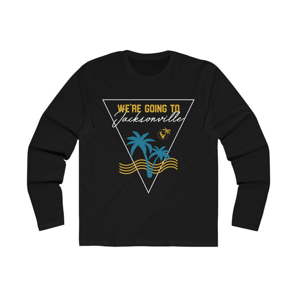 We're Going To Jacksonville Long Sleeve black