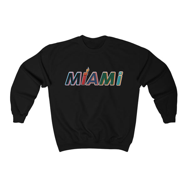New Era Black Sweatshirt