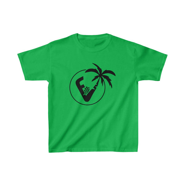 Vibez Kids Irish Green T-Shirt