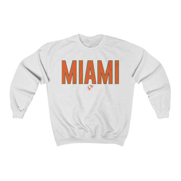 Miami Crewneck Sweatshirt