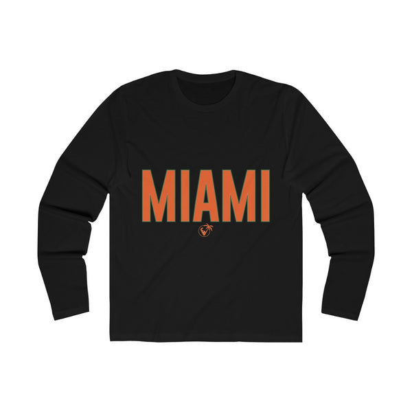 Miami Long Sleeve black