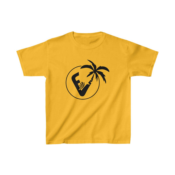 Vibez Kids Gold T-Shirt