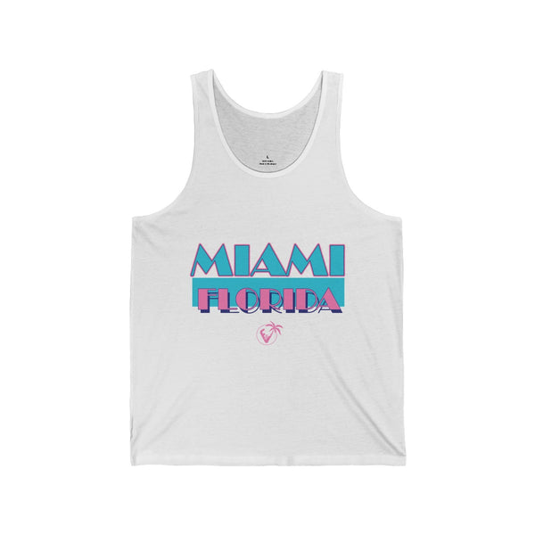Miami Vice White Tanks