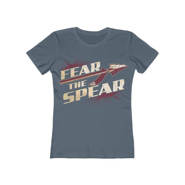 Fear The Spear Ladies T-Shirt