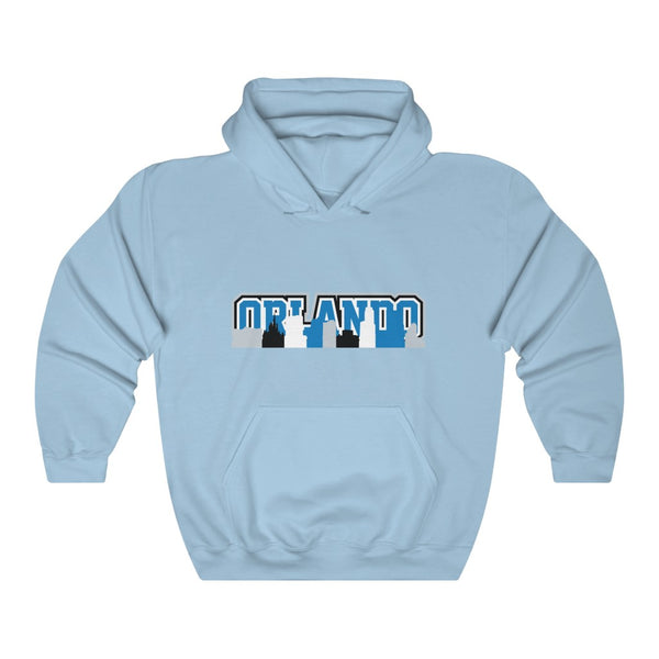 Magic City Hoodie light blue