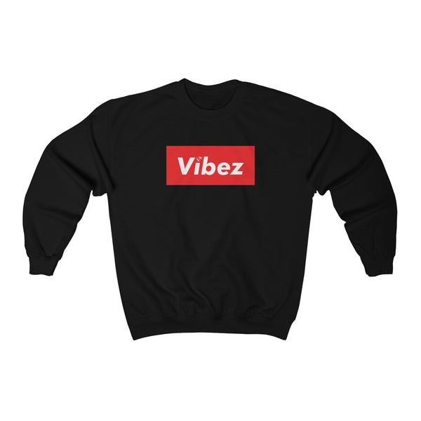 Hype Vibez Black Sweatshirt