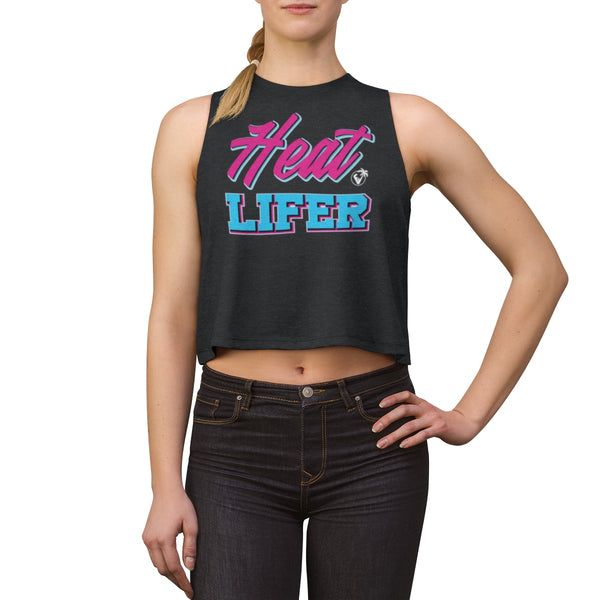 Heat Lifer Ladies Crop Top