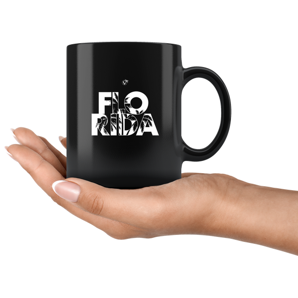 FloRida - 11oz Black Mug