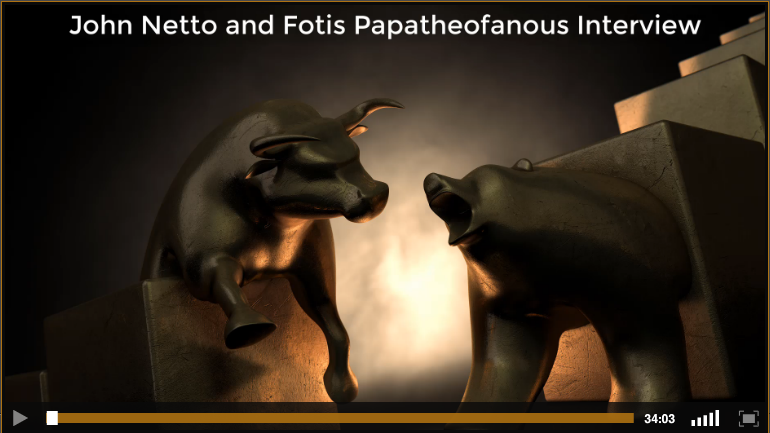 John Netto and Fotis Papatheofanous Interview