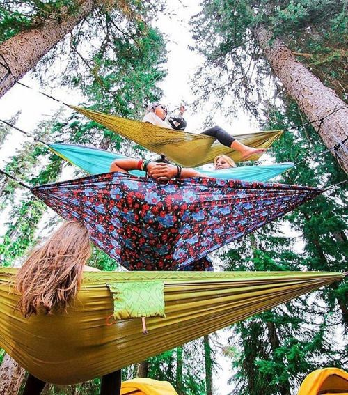 Why you should take a Hammock when you go Camping ?