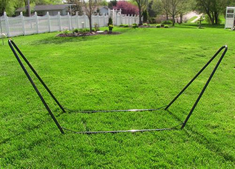 ... 10ft Portable Camping Hammock Stand Hammock Stand SUNNYDAZE DECOR  Hammock UP