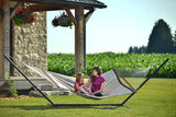 15ft 3-Beam Hammock Stand - Oil Rubbed Bronze-Hammock Stand-VIVERE-Hammock UP