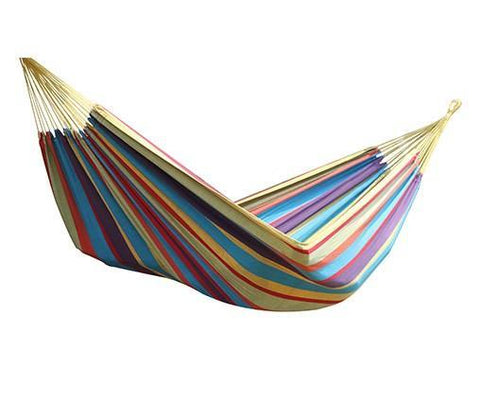 Brazilian Style Hammock - Single-Hammock-VIVERE-Tropical-Hammock UP