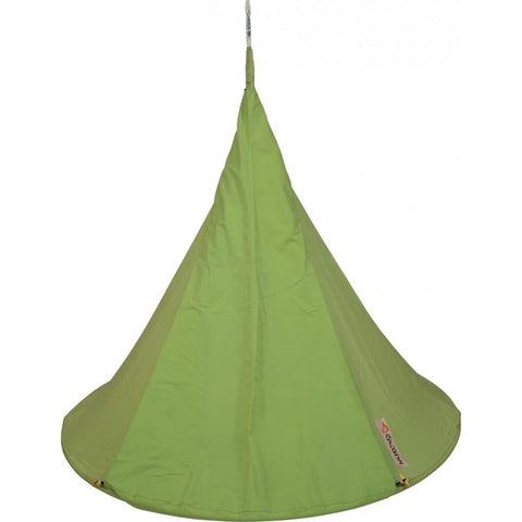 Cacoon Double Door-Hammock-Cacoon-Leaf Green-Hammock UP